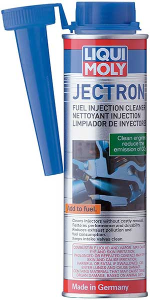 Liqui-Moly-2007-Jectron-Gasoline-Fuel-Injection-Cleaner Review