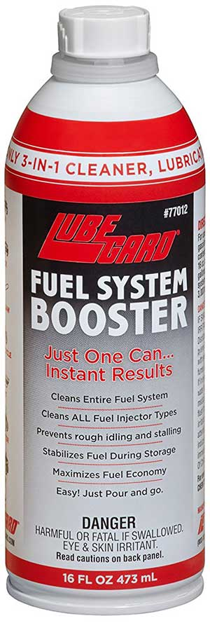 Lubegard-77012-Fuel-System-Booster-Cleaner Review