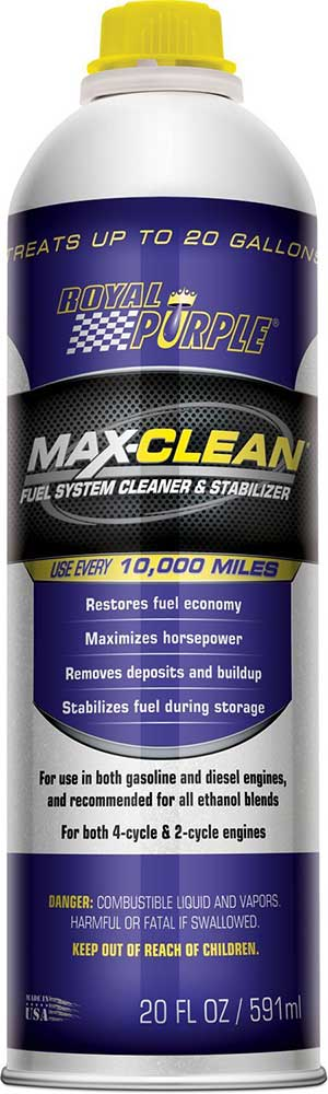 Royal-Purple-11722-Max-Clean-Fuel-System-Cleaner-and-Stabilizer Review