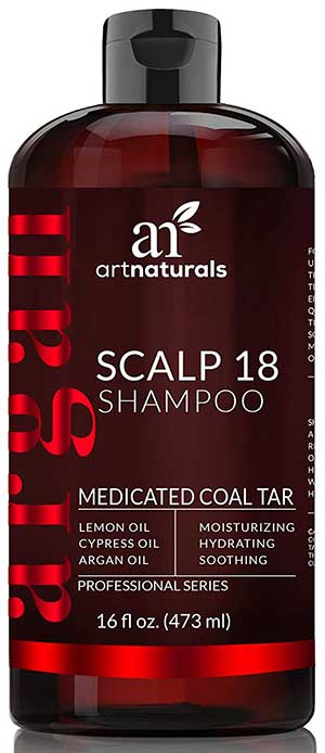 Art-Naturals'-Scalp-18-Therapeutic-Anti-dandruff-Shampoo