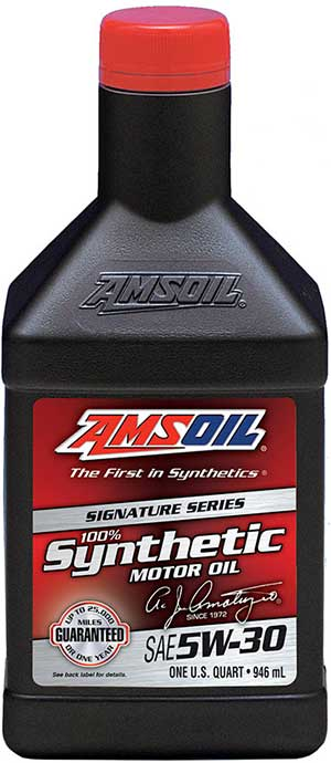 Amsoil-Signature-Series-Review