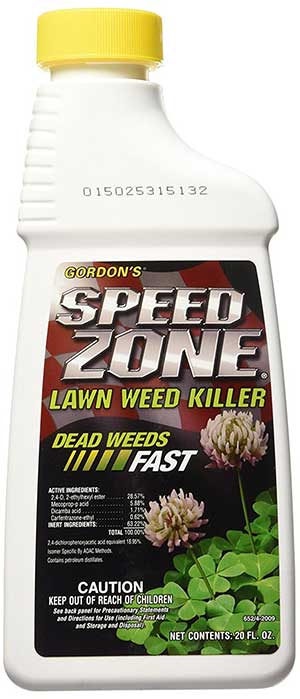 Gordon-Speed-Zone-Lawn-Weed-Killer Review