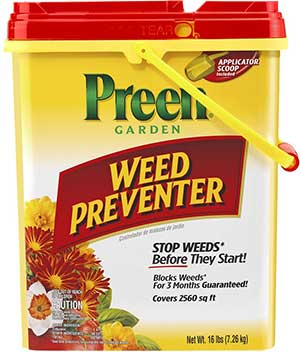 Preen-Garden-Weed-Preventer Review