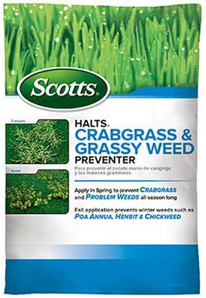 Scotts-Halts-Crabgrass-&-Grassy-Weed-Preventer Review