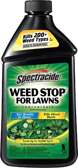 Spectracide-Weed-Stop-for-Lawns Review