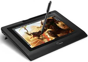 Parblo Coast10 Graphic Tablet Monitor Review