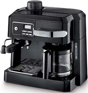 DeLonghi-COMBINATION-Espresso-and-Drip-Coffee-Maker-Review