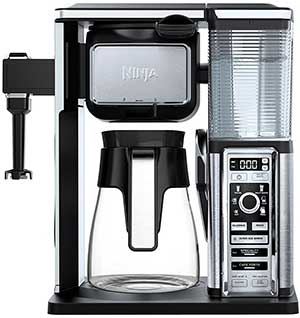 Ninja-Coffee-Bar-Brewer-System-Review