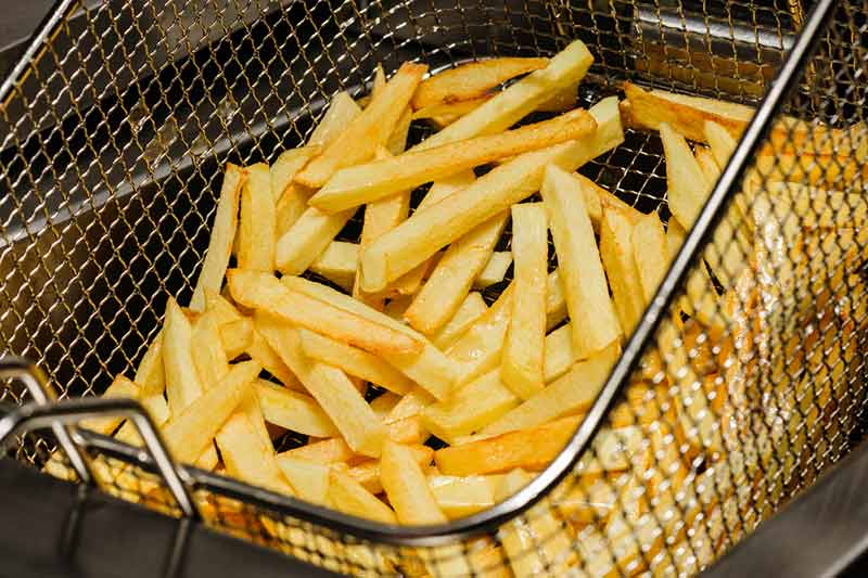 Air Fryer Chips