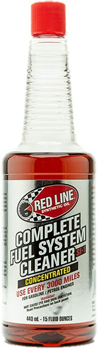 Red-Line-(60103)-Complete-SI-1-Fuel-System-Cleaner-Review
